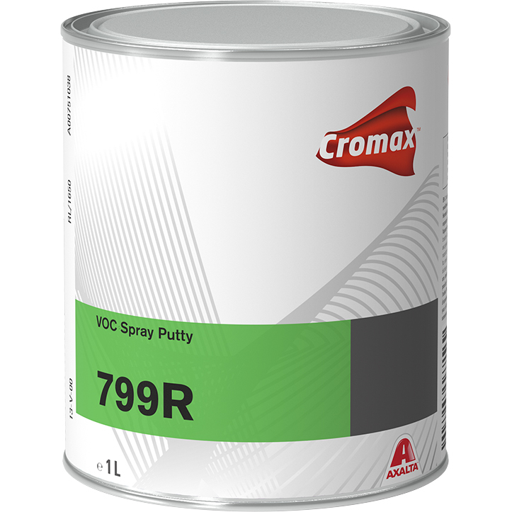799R VOC SPRAY PUTTY